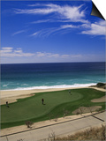 El Dorado Golf Course, Cabo San Lucas, Mexico Posters by Walter Bibikow