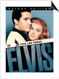 Viva Las Vegas, UK Movie Poster, 1964 Posters