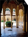 Alhambra, Unesco World Heritage Site, Granada, Andalucia (Andalusia), Spain Prints by James Emmerson