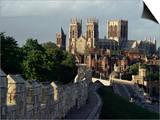 York Minster, York, Yorkshire, England, United Kingdom Prints by Adam Woolfitt