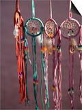 Dream Catchers, Navajo Souvenirs, Monument Valley Navajo Tribal Park, United States of America Posters by Angelo Cavalli