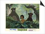 The Jungle Book, 1967 Prints