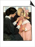 Mother and Child, 1907 Prints by Jessie Willcox-Smith