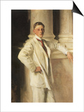 The Earl of Dalhousie, 1900 Poster by John Singer Sargent