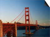 Golden Gate Bridge, San Francisco, California, USA Prints by Adina Tovy