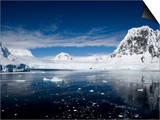 Lemaire Channel, Weddell Sea, Antarctic Peninsula, Antarctica, Polar Regions Print by Thorsten Milse