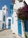 Sidi Bou Said, Tunisia, North Africa, Africa Arte di Ethel Davies
