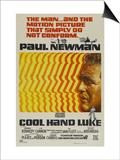 Cool Hand Luke, Australian Movie Poster, 1967 Posters