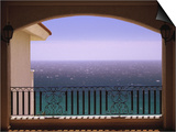 Pacific Ocean View, Cabo San Lucas, Baja, Mexico Posters by Walter Bibikow