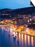 Villefranche Sur Mer, Alpes Maritimes, Provence, Cote d'Azur, French Riviera, France Posters by Angelo Cavalli