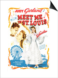 Meet Me in St. Louis, 1944 Art
