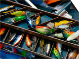 Fishing Lures, Aruba Prints by Jennifer Broadus