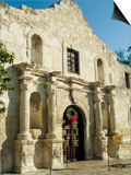 The Alamo, San Antonio, Texas, USA Posters by Ethel Davies