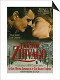 Doktor Živago / Doctor Zhivago, 1965 (filmový plakát vangličtině) Obrazy