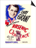 Arsenic and Old Lace, 1944 Poster