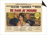 55 Days at Peking, 1963 Prints