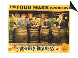 Monkey Business, 1931 Posters