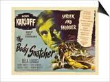 The Body Snatcher, 1945 Prints