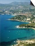 Cassis, Bouches Du Rhone, Cotes Des Calanques, Mediterranean Coast, Provence, France Posters by David Hughes
