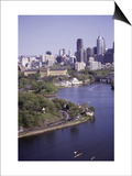 Schuylkill River, Philadelphia Prints by Timothy O'Keefe