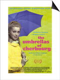 The Umbrellas of Cherbourg, 1964 Prints