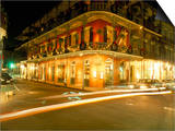 Bruno Barbier - French Quarter at Night, New Orleans, Louisiana, USA Obrazy