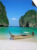 Ao Maya, Phi Phi Le, Ko Phi Phi, Krabi Province, Thailand, Southeast Asia Posters by Bruno Morandi