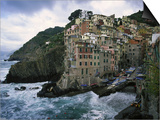 Riomaggiore, Cinque Terre, Italy Prints by Doug Page