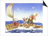 Pinocchio, 1940 Prints