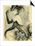 My Fair Lady I Prints by Karen Dupré