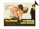 The Hustler, UK Movie Poster, 1961 Posters