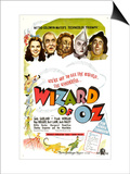The Wizard of Oz, UK Movie Poster, 1939 Posters