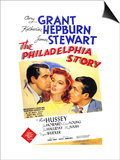 The Philadelphia Story, 1940 Art