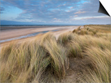 A Spring Evening at Holkham Bay, Norfolk, England Prints by Jon Gibbs