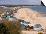 Mudeford Spit or Sandbank, Christchurch Harbour, Dorset, England, United Kingdom, Europe Art by Rainford Roy