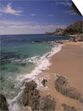 Los Cabos Beach, Cabo San Lucas, Mexico Print by Walter Bibikow
