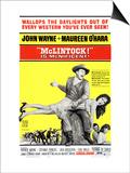 McLintock, 1963 Prints