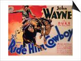 Ride Him Cowboy, 1932 Poster