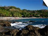 Montezuma Beach, Nicoya Peninsula, Costa Rica, Central America Prints by Levy Yadid