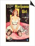 Marijuana Girl, 1969 Posters