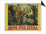 Moon Over Burma, 1940 Posters