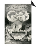 "Jules Verne, ""The Children of Captain Grant"" Prints by Jules Verne"