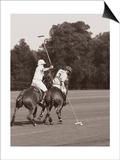Ben Wood - Polo In The Park II Plakát