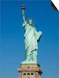 Statue of Liberty, Liberty Island, New York City, New York, United States of America, North America Prints by Amanda Hall