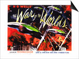 The War of the Worlds, 1953 Prints