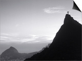 Corcovado Statue, Rio de Janeiro, Brazil Prints by Silvestre Machado