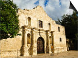 The Alamo, San Antonio Texas, United States of America, North America Prints by Michael DeFreitas