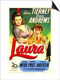 Laura, 1944 Prints