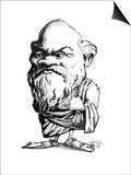 Socrates, Caricature Art by Gary Gastrolab