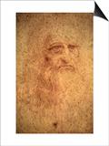 Self-Portrait, 1512 Posters by  Leonardo da Vinci